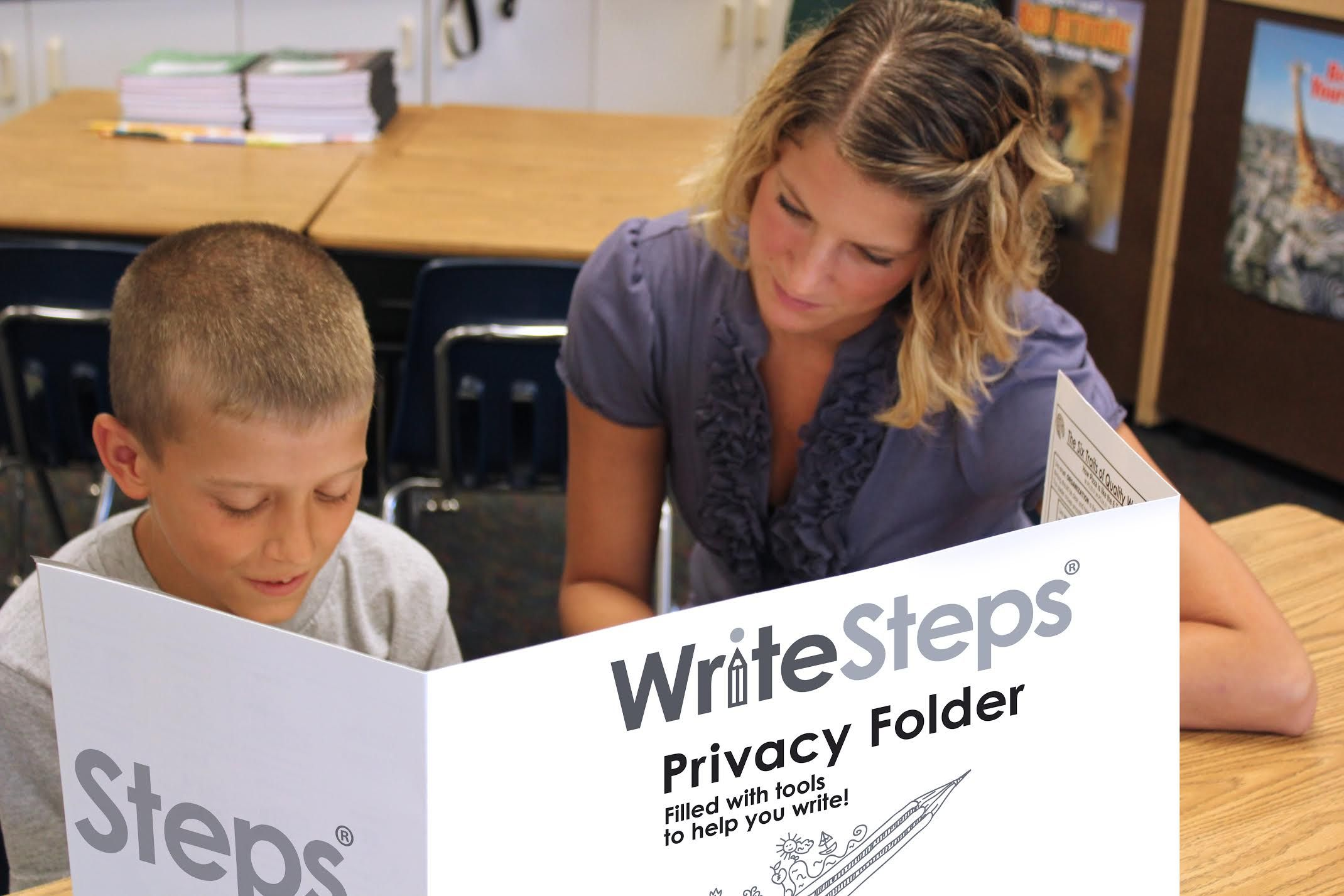 WriteSteps Privacy Folders decrease distractions and ...