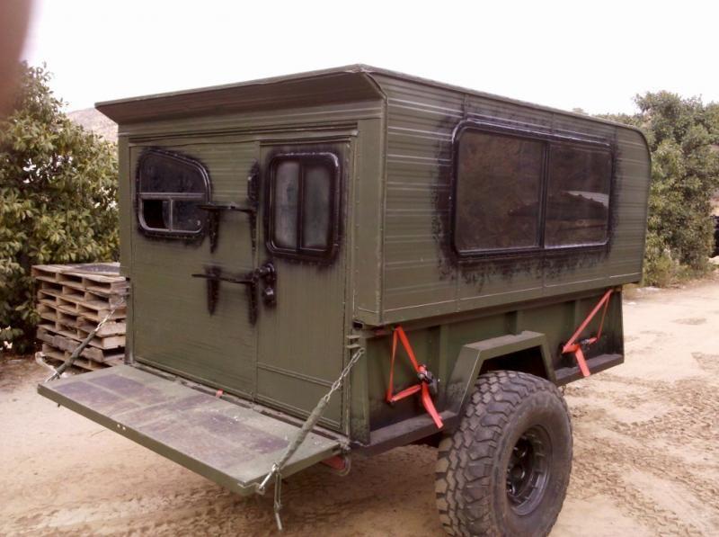 The Doc 14 Tactical Modular Pimpomatic 3000 Camper Build