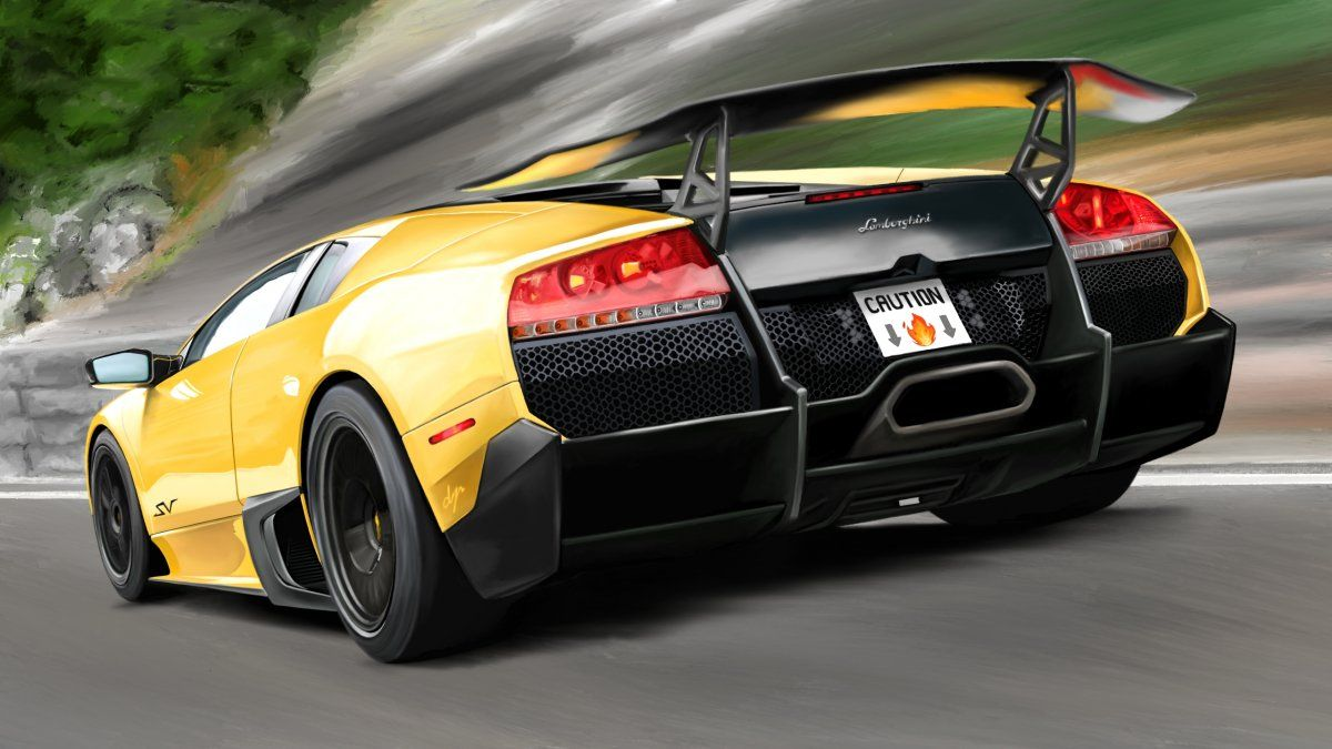 Lamborghini Murcielago Sv Lamborghini Murcielago Sv Lamborghini Murcielago Lamborghini Cars