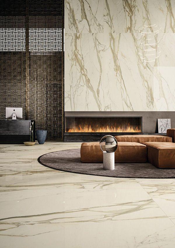 Porcelain Tile Calacatta Elite Marmi Maximum Stone