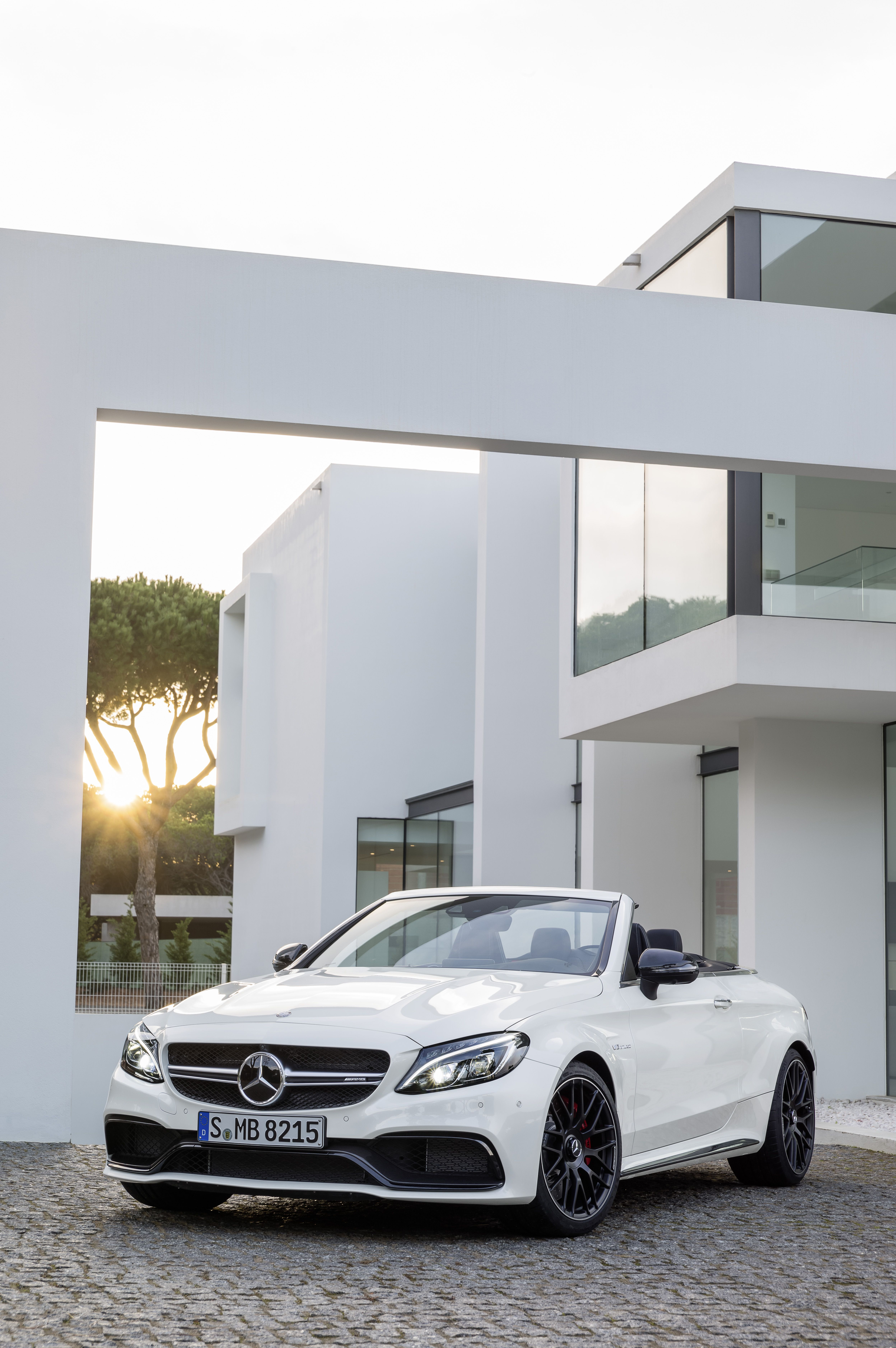 The New Mercedes Amg C 63 Cabriolet New Mercedes Amg Mercedes