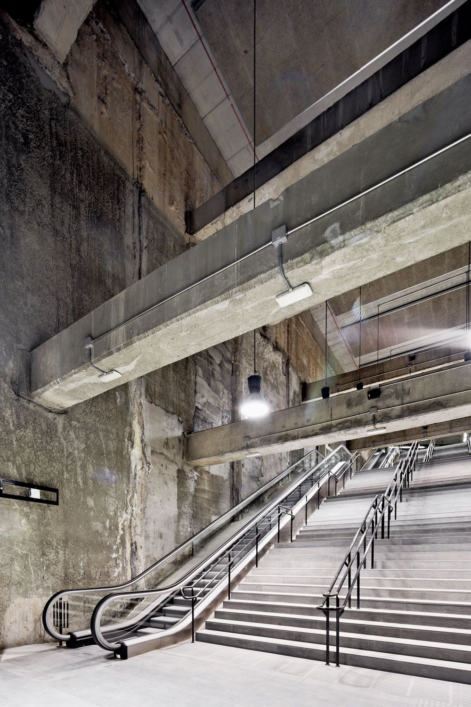 3 Estaciones de Metro de la Línea 9