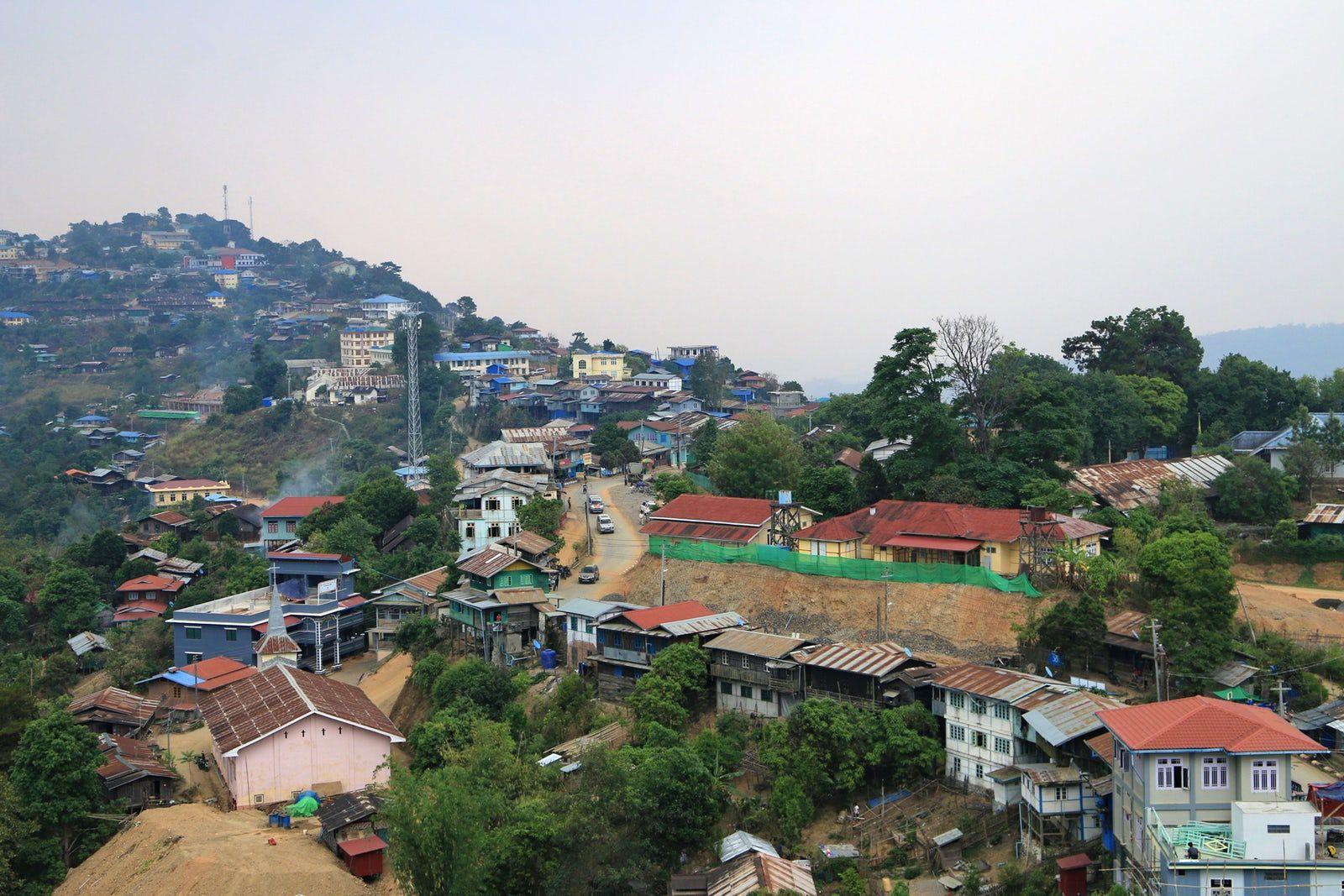 Visit Mindat, Chin State | Chin state, States, Chin