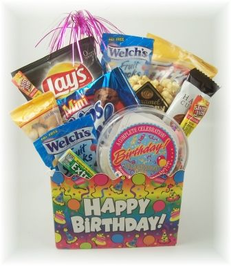 Happy Birthday Gift Basket For Him Baltimore Hand Delivery