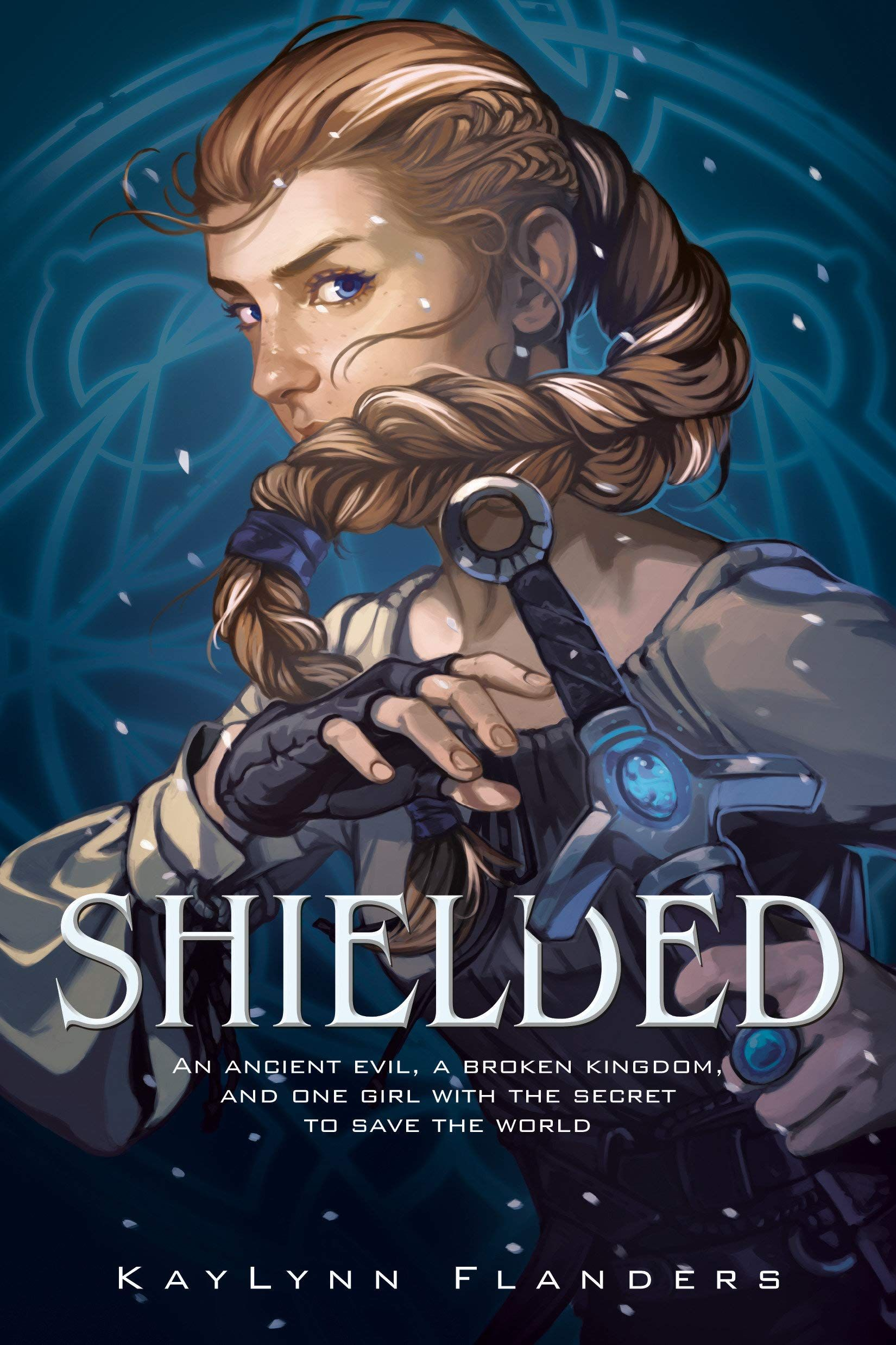 Shielded By Kaylynn Flanders Book Release Fantasy Book Covers Ya Books