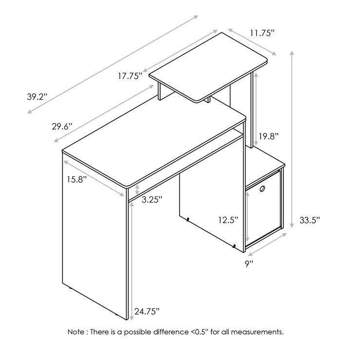 Stephon Desk (With Images)
