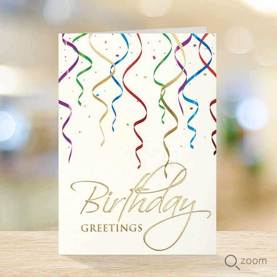 Corporate Birthday Cards Envelopes Greeting Card Pinterest