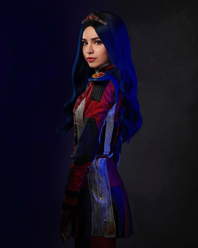 "Descendants 3 on Instagram: ""Happy Villaintine's Day to you..."