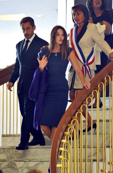 Carla Bruni Sarkozy Photos Photos Celebs At Farida Khelfa S Wedding Carla Bruni Elegant Woman Fashion