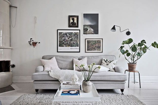 A Soothing Swedish Space That Ticks Every Box My Scandinavian Home Spaces Box And Scandinavian
