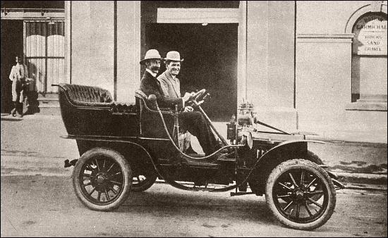 Studebaker garford 1904 one of the first gasoline cars - Craigslist michiana farm and garden ...