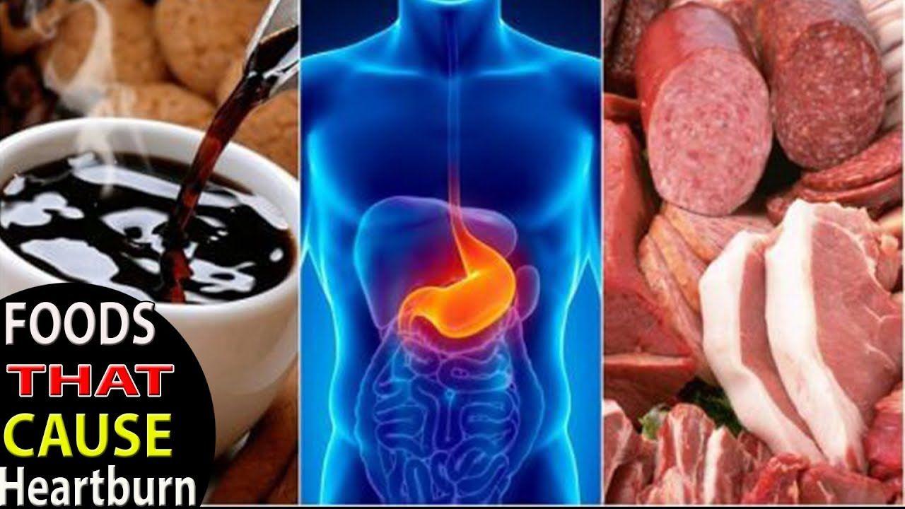 Heartburn 8 Foods that Cause HeartburnHealth Solution