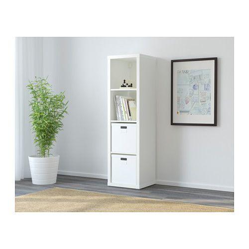 KALLAX Regal, schwarzbraun Kallax regal, Regal und Schlafzimmer - minimalismus schlafzimmer in weis