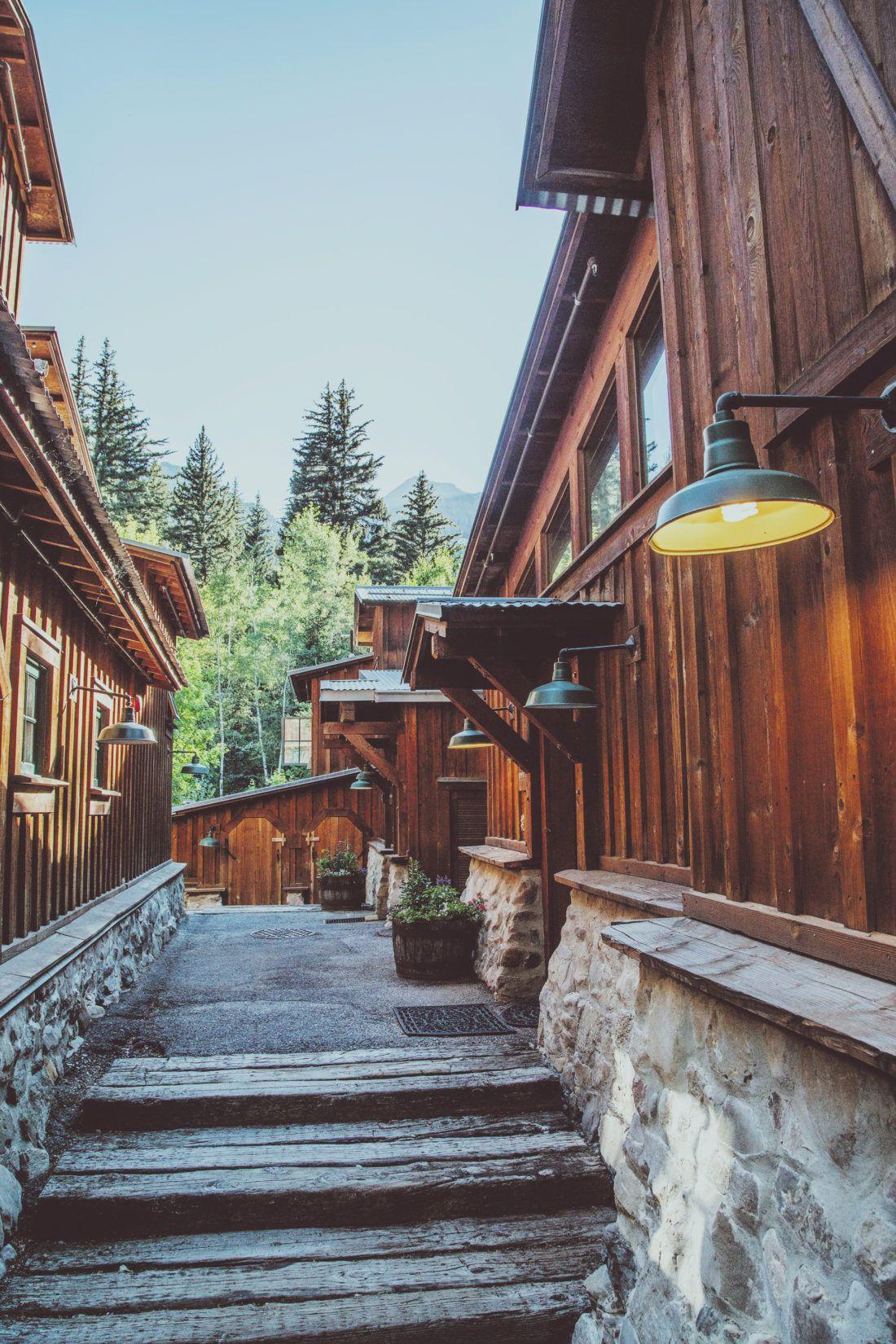 sundance, ut - sundance mountain resort, founded by robert redford