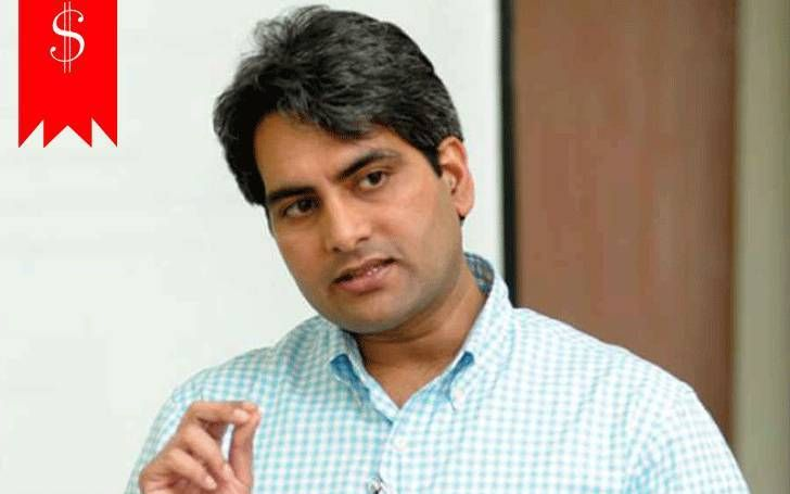 News editor and business person sudhir chaudhary know
