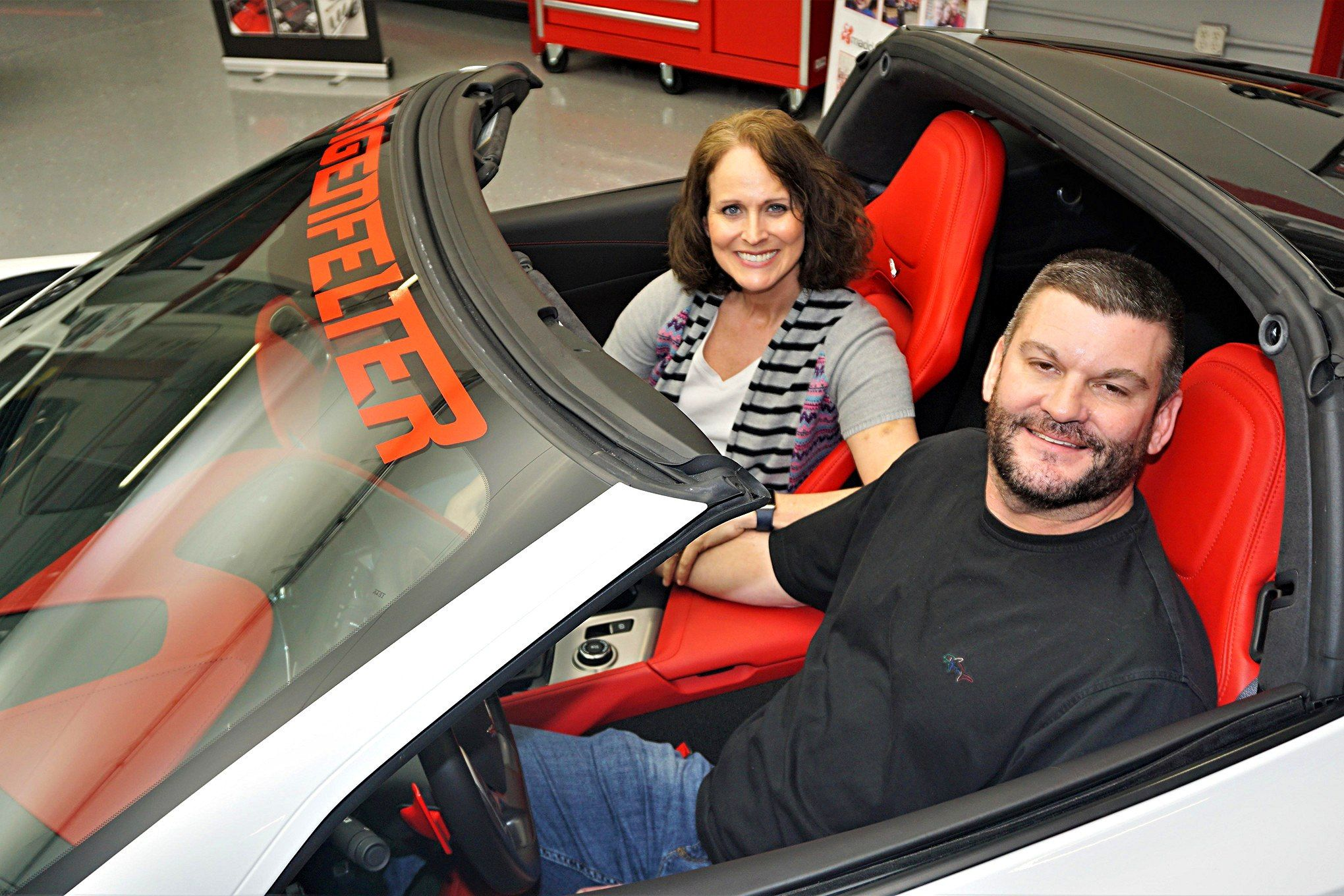 Lingenfelter Corvette Dream Car Giveaway For New Beginning