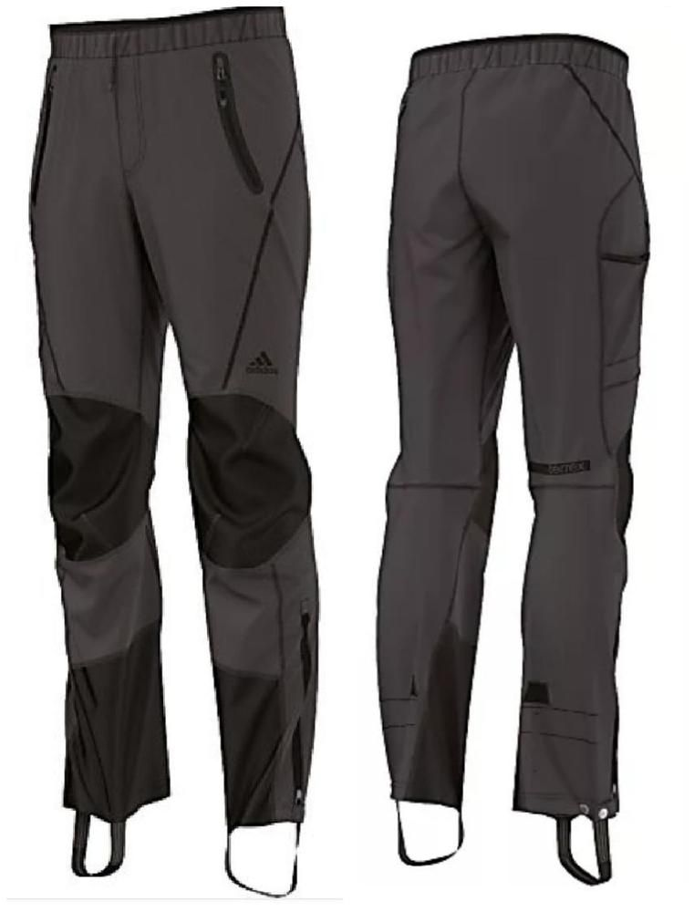 d0cac032 ADIDAS TERREX SKYCLIMB PANTS TOURING MOUNTAINEERING TREKKING CLIMBING SKI  MEN'S #adidas