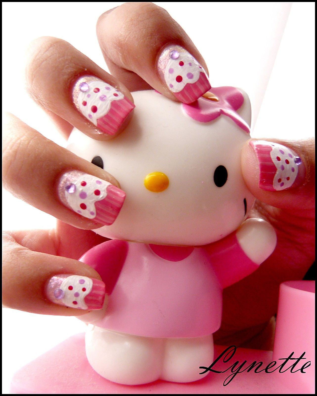 P1020268.JPG 1,282×1,600 pixels   Little Girl Nail Art Designs ...