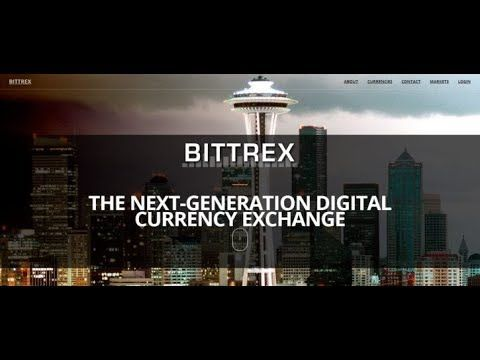 How to convert cryptocurrences to each other bittrex