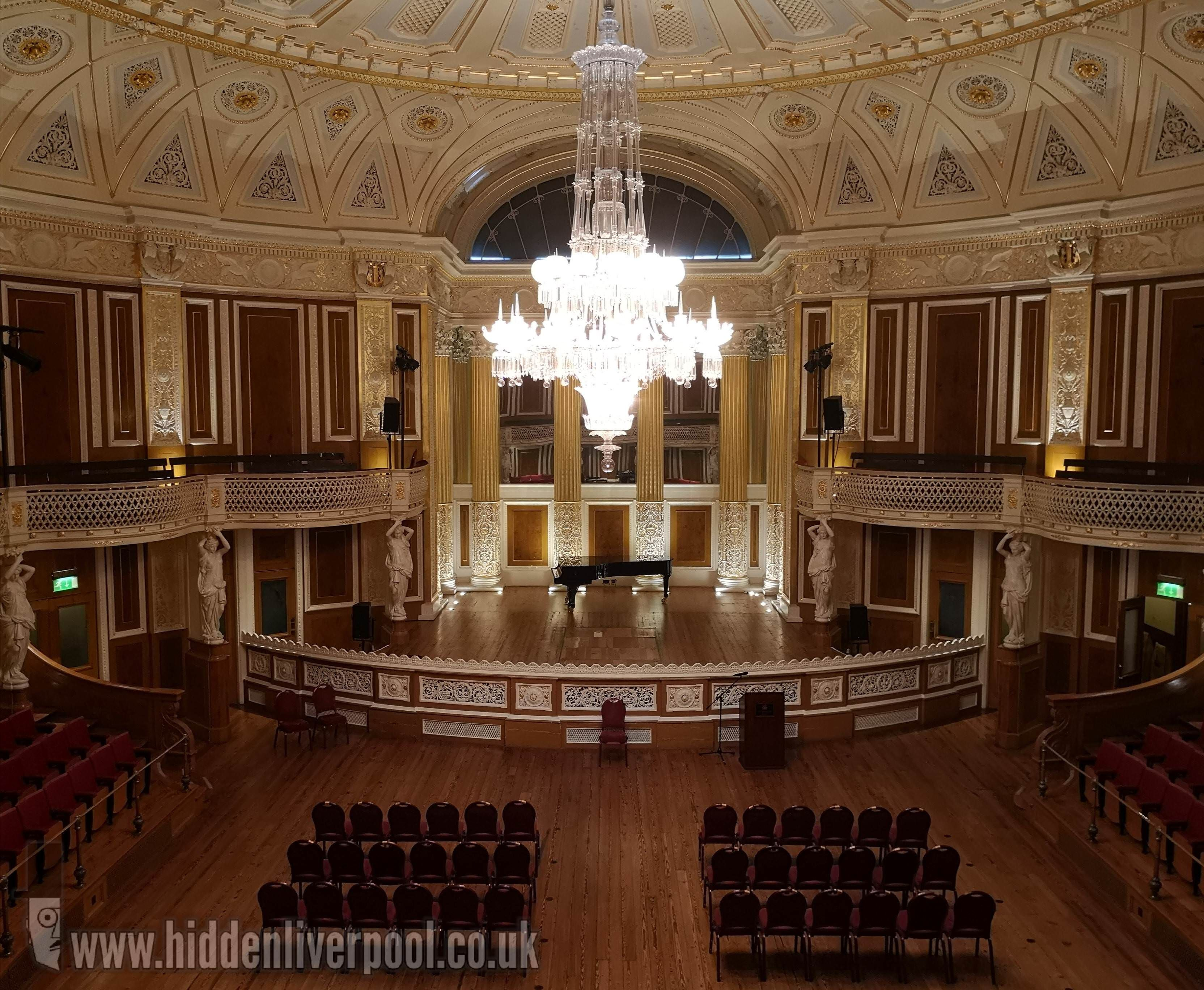 The Beautiful Concert Room Of St George S Hall Liverpool Charles Dickens Performed Several Times Her St Georges Hall St George S Hall Liverpool Victorian Hall