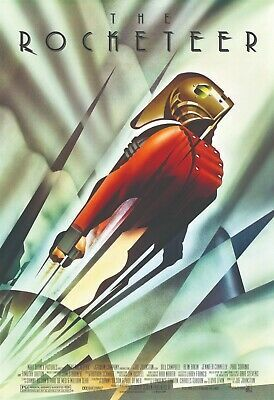 The Rocketeer reprint mini poster 2 sizes available.  #fashion #home #garden #homedcor #postersprints (ebay link)