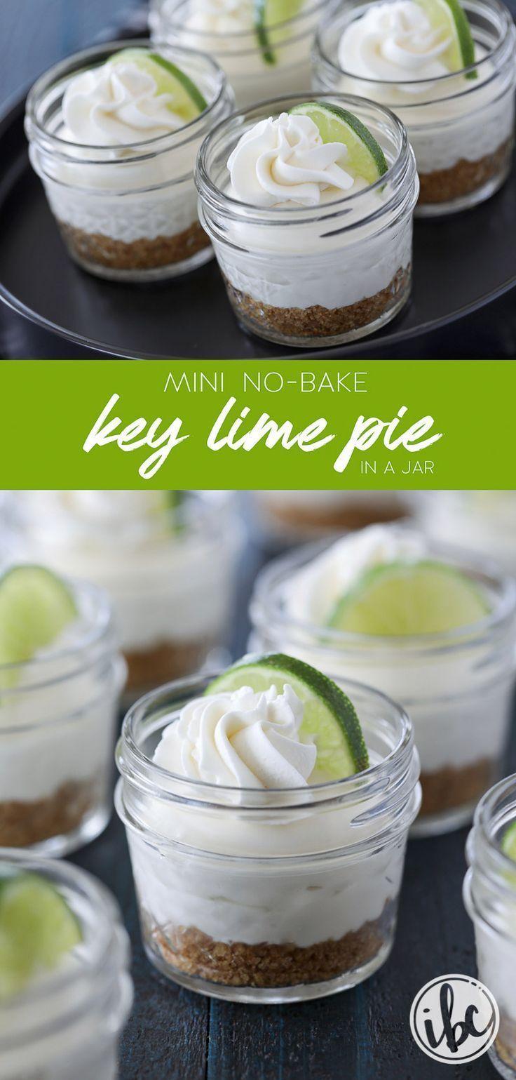 bake light summery desserts - 736×1539