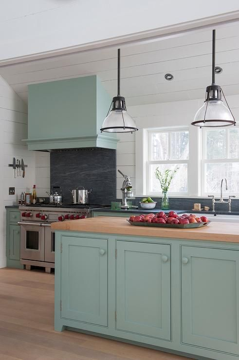 pin on cool country kitchens on farmhouse kitchen wall colors id=14649