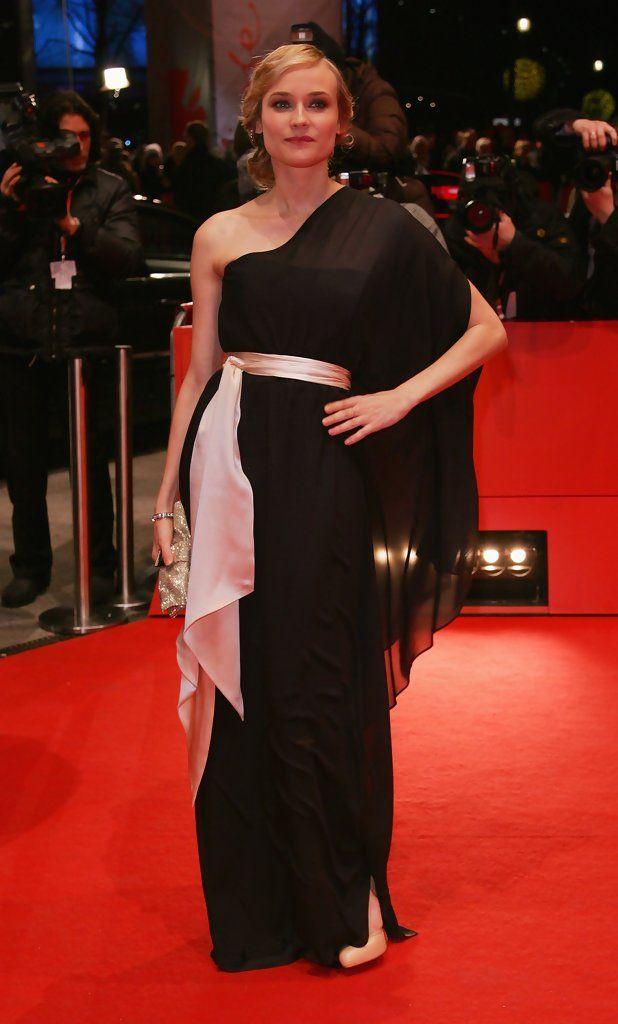 Diane Kruger - Berlinale 2008 - Be Kind Rewind Premiere