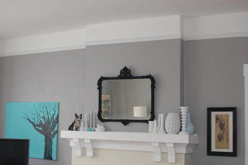 Gray Paint Sherwin Wiliams Proper Possible Color For Living Room