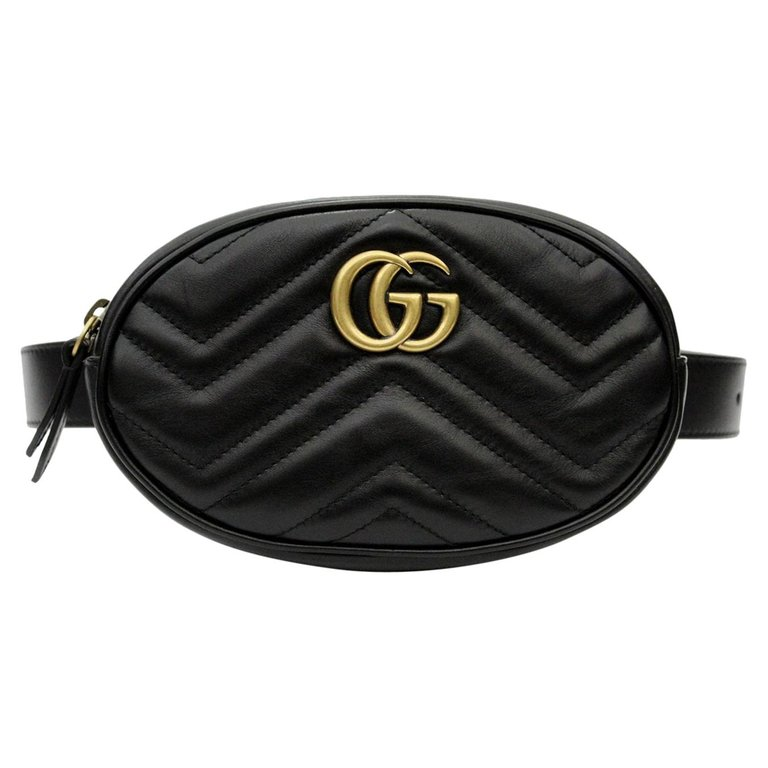 b761244c14 Gucci GG Marmont matelassé leather belt bag in 2019 | Products ...