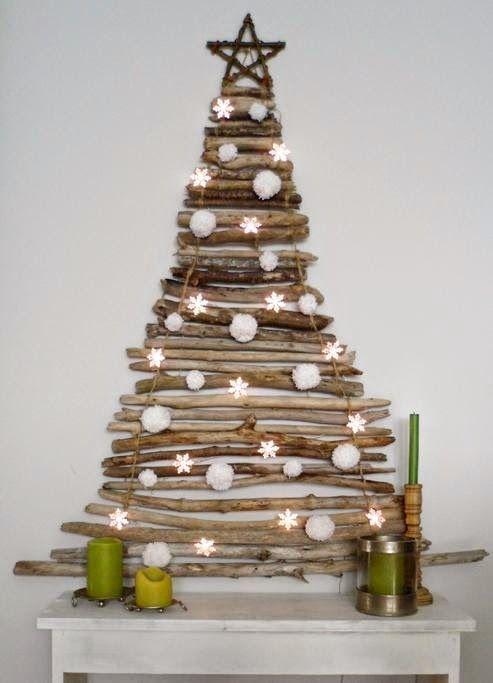rboles de Navidad Originales Ideas Decorativas Sorprendentes