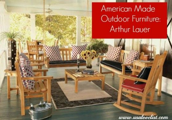 Arthur Lauer Teak Furniture Out Of Business American Home