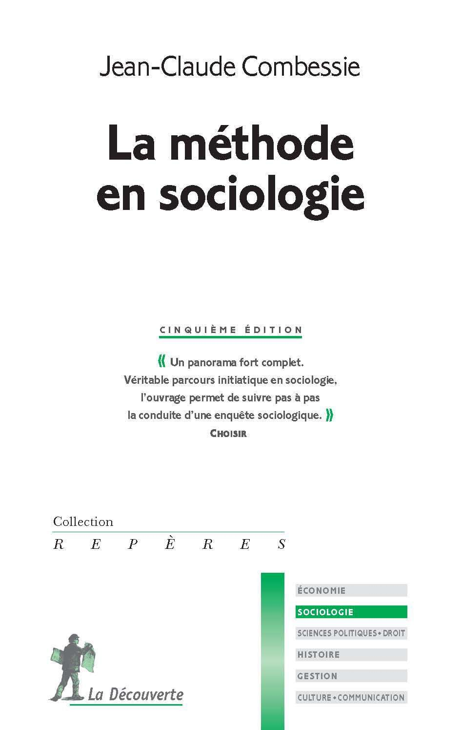 Quelles Sont Les Principales Methodes Employees En Sociologie Quelle Peut Etre Leur Contribution Respective Au Deroulement D U Books To Read Good Books Ebook
