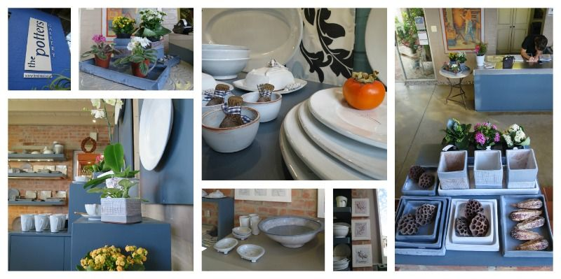 The Potter's Gallery  Address: 14 Harbour Road, Kleinmond Tel: 028 - 271 4213 Email: gallery@hand-made.co.za