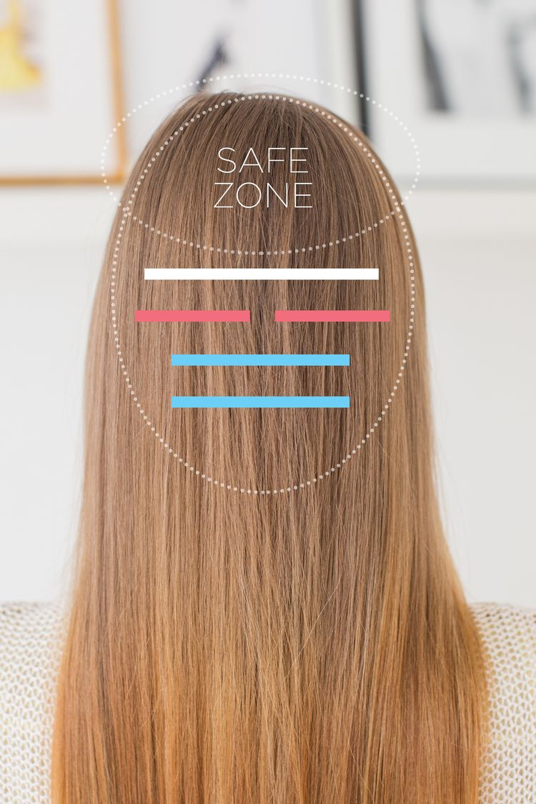 How to blend clipin luxy hair extensions with thin hair u luxy hair
