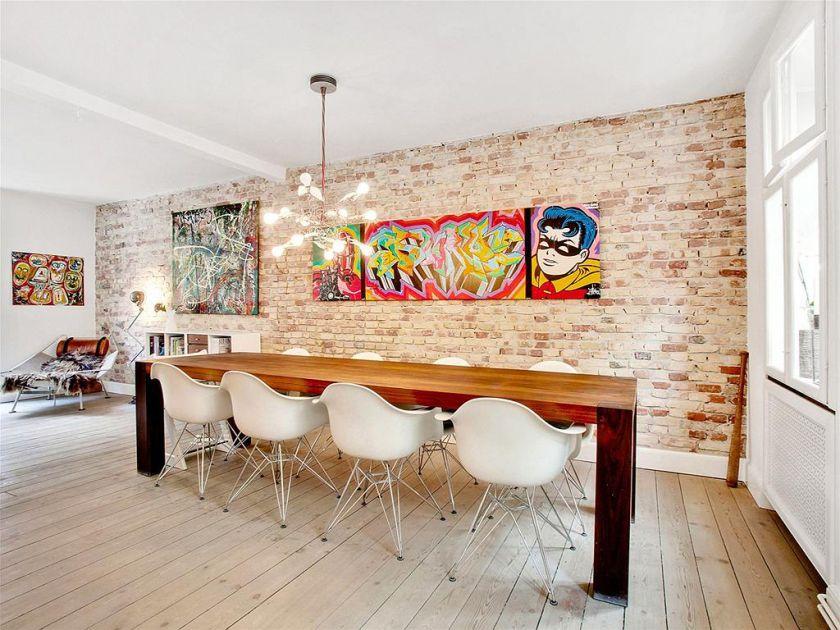 Casa adosada danesa de 136 a os muebles de cocina de for Decoracion casa adosada