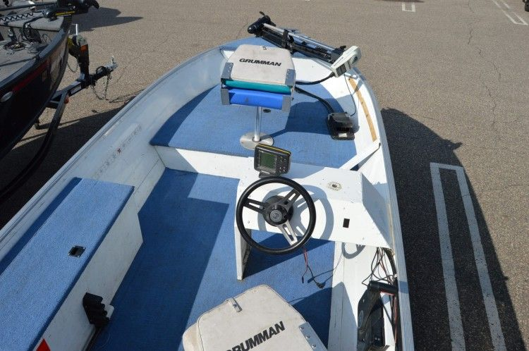 1994 Grumman Boats Gv1666sp Super Pro For Sale In Saint Anthony Minnesota United States Boat Fishing Boats Boats For Sale