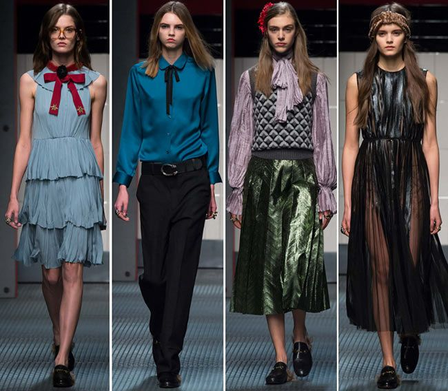 8a3d5cae2a83 Gucci Fall/Winter 2015-2016 Collection – Milan Fashion Week | Clothes