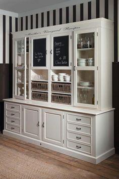 Riviera Maison Kast China Cabinets In 2019 Kitchen Hutch