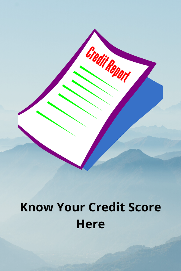 Know Your Credit Score In 2020 Personal Loans Budget Help Bad Credit Score