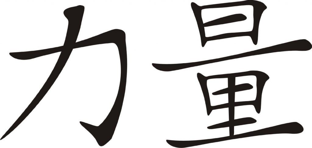 Li Chinese Symbol Of Strength Symbols And Meanings Pinterest
