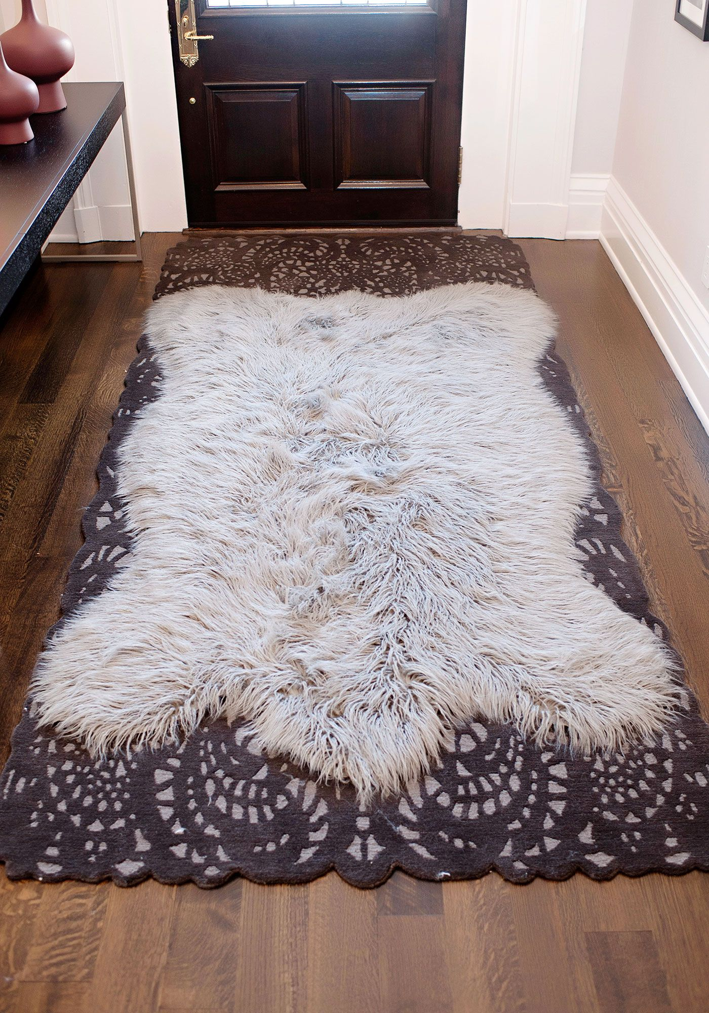 Grey Tibetan Lamb Faux Fur Area Rug Faux Fur Area Rug Faux Sheepskin Rug Rugs [ 2000 x 1400 Pixel ]