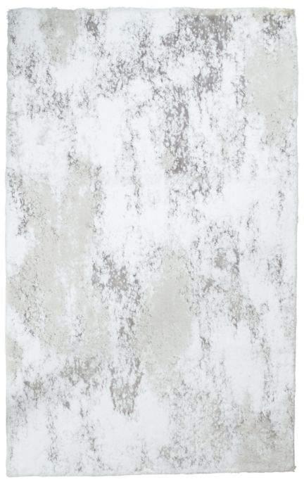 Michael Aram Orchid Bath Rug Grey