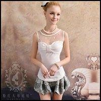 Mango Doll - Sleeveless Bow T-Shirt, $23.00 (http://www.mangodoll.com/all-items/sleeveless-bow-t-shirt/)