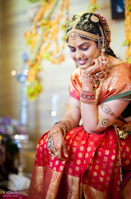 Pin By Swank Studio On South Indian Brides Traditional Indian Wedding Wedding Saree Indian Indian Wedding