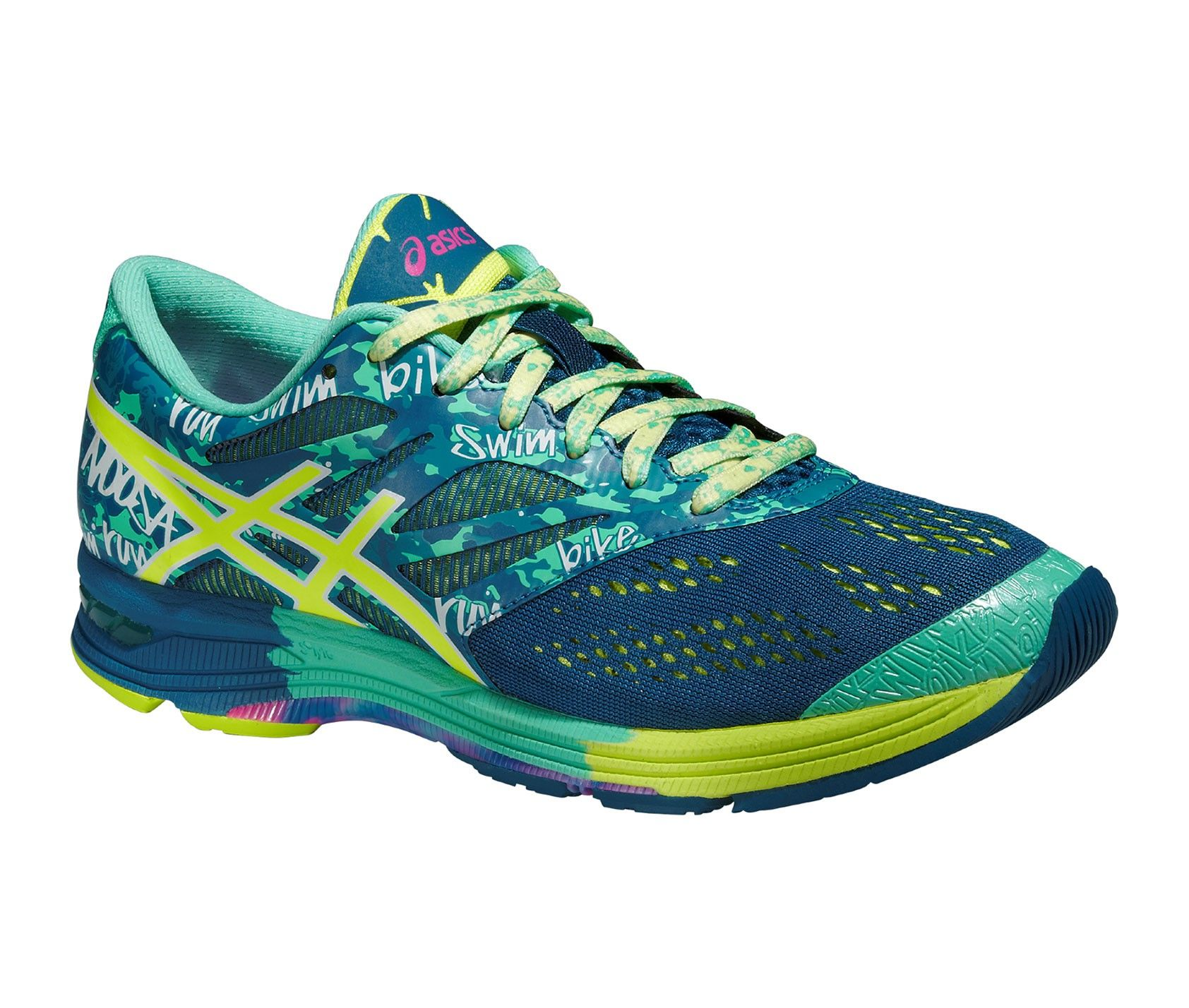 soprt shoes asics mujer