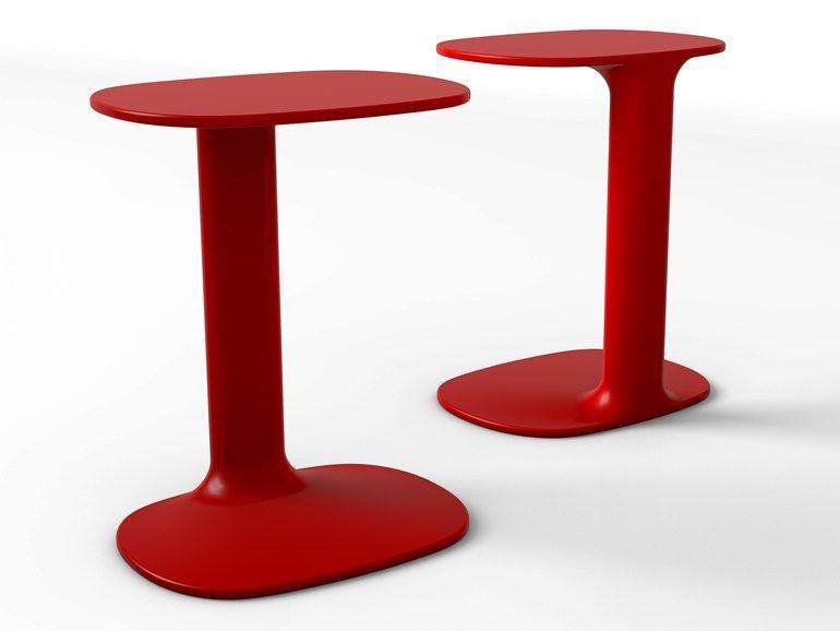 Resin coffee table TEDDYGIRL - Segis