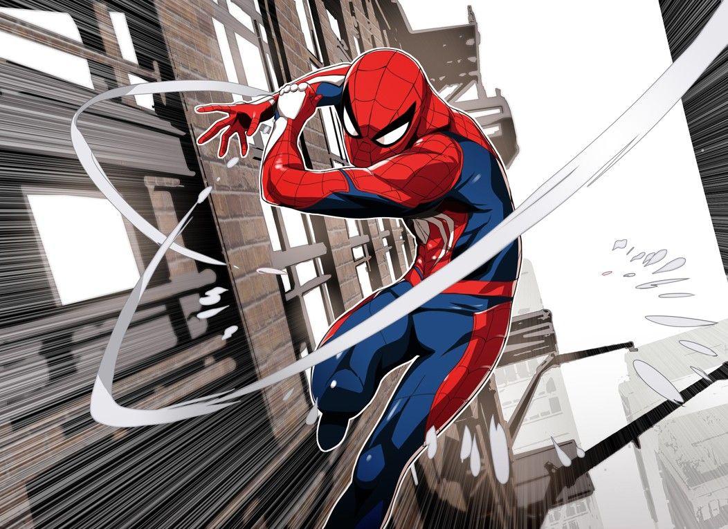Pin by Lisa on SH/A Spiderman, Marvel superheroes art