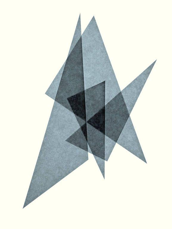 Paper Cuts #1. Limited Edition 1/10. Medium, Christopher Stevenson
