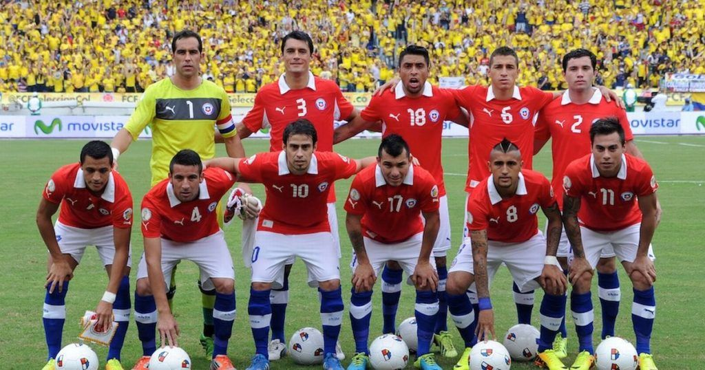 Chile Team Full Squad Announced Copa America 2016 Schedule